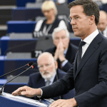 Speech Mark Rutte in Europees Parlement