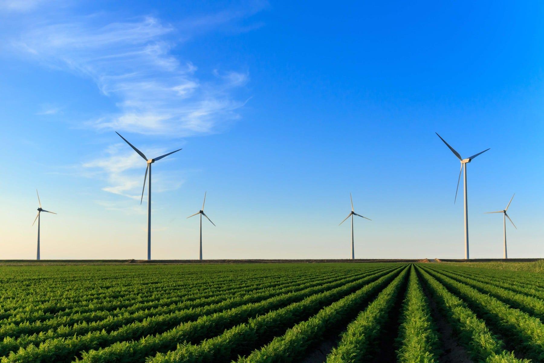 Windmolen, energie, klimaat