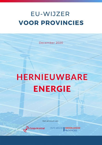 EU-wijzer Hernieuwbare energie